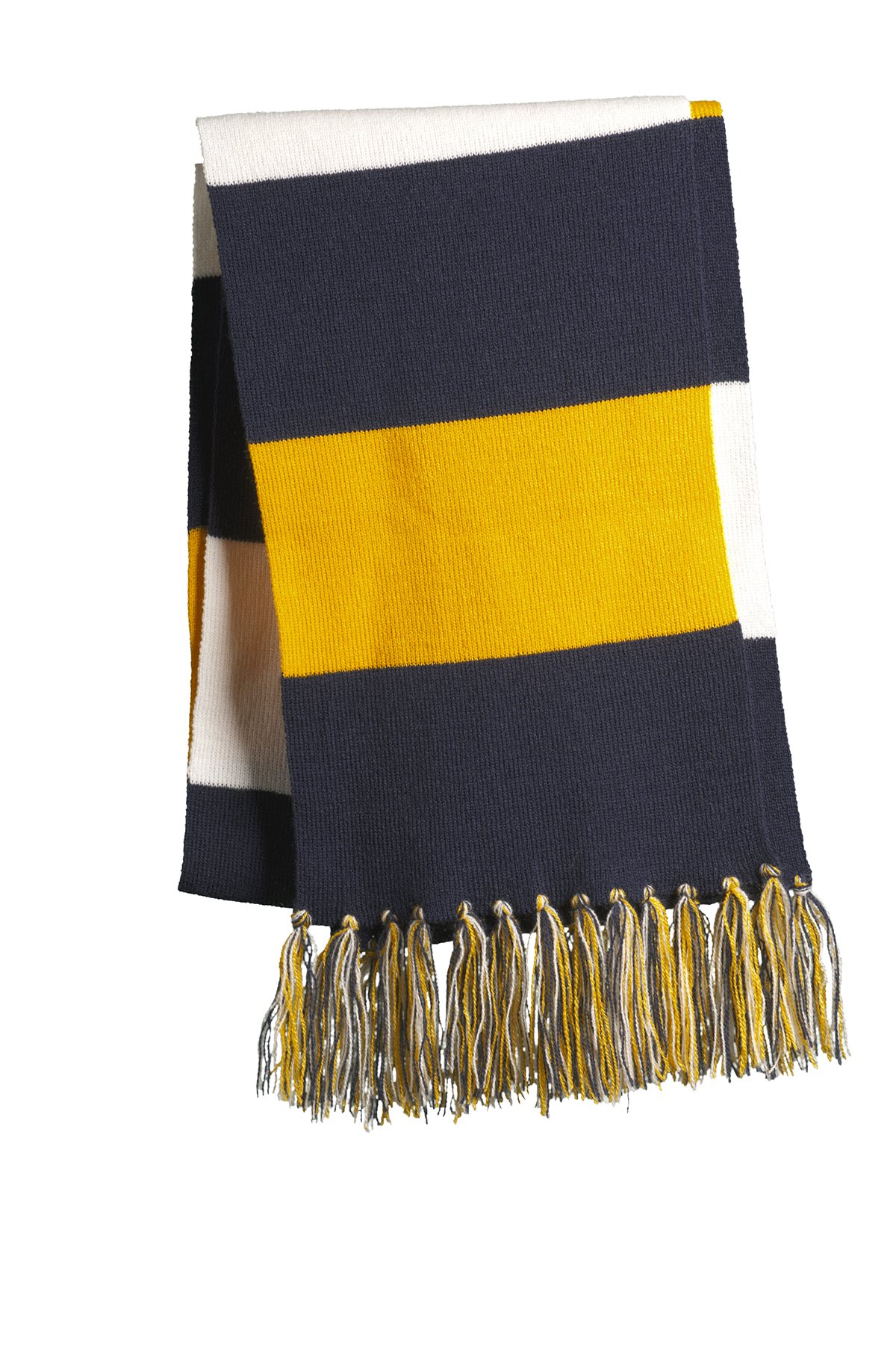 click to view True Navy/Gold/White