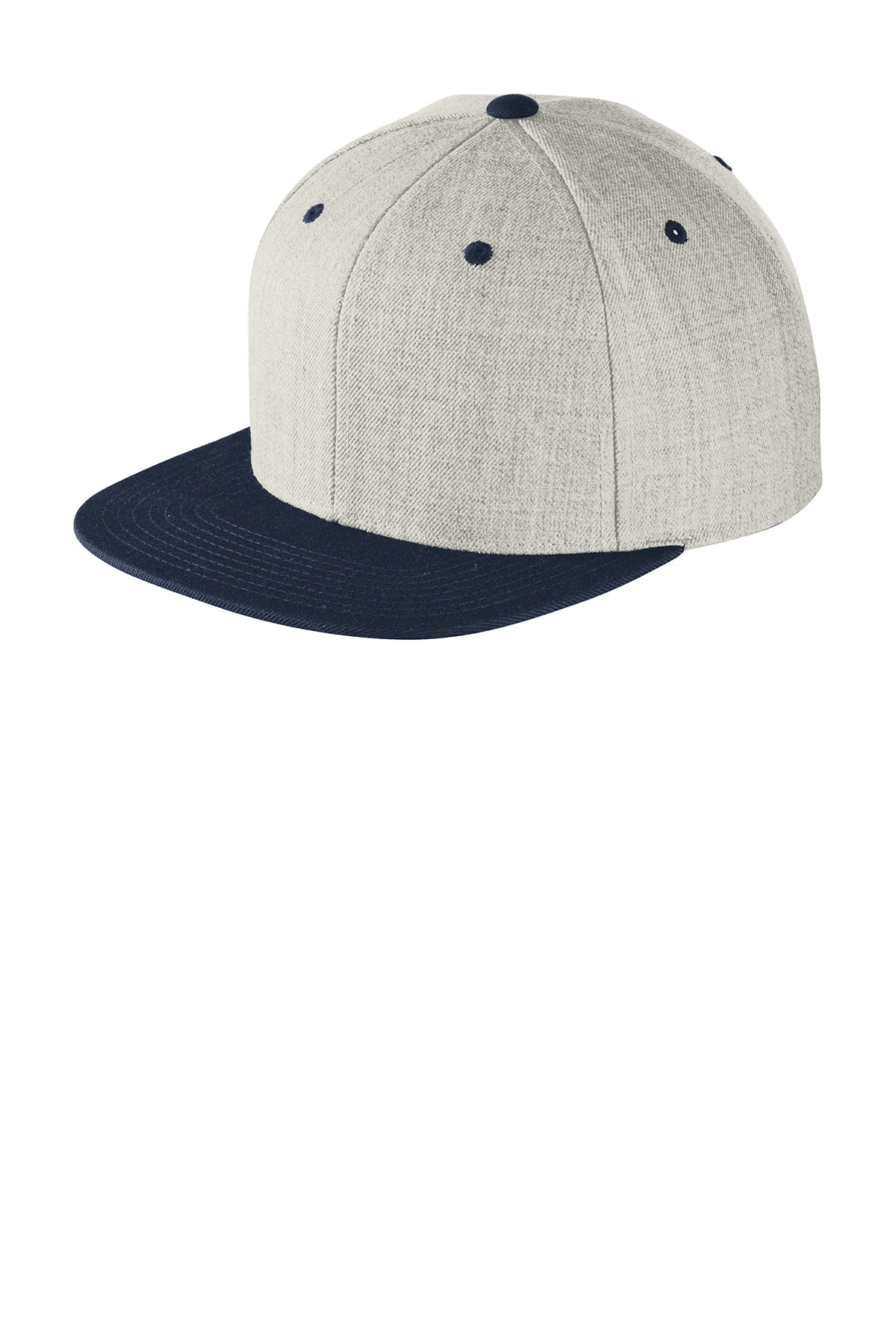 click to view Heather/True Navy