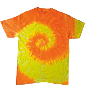 click to view Spiral Yellow/Orange