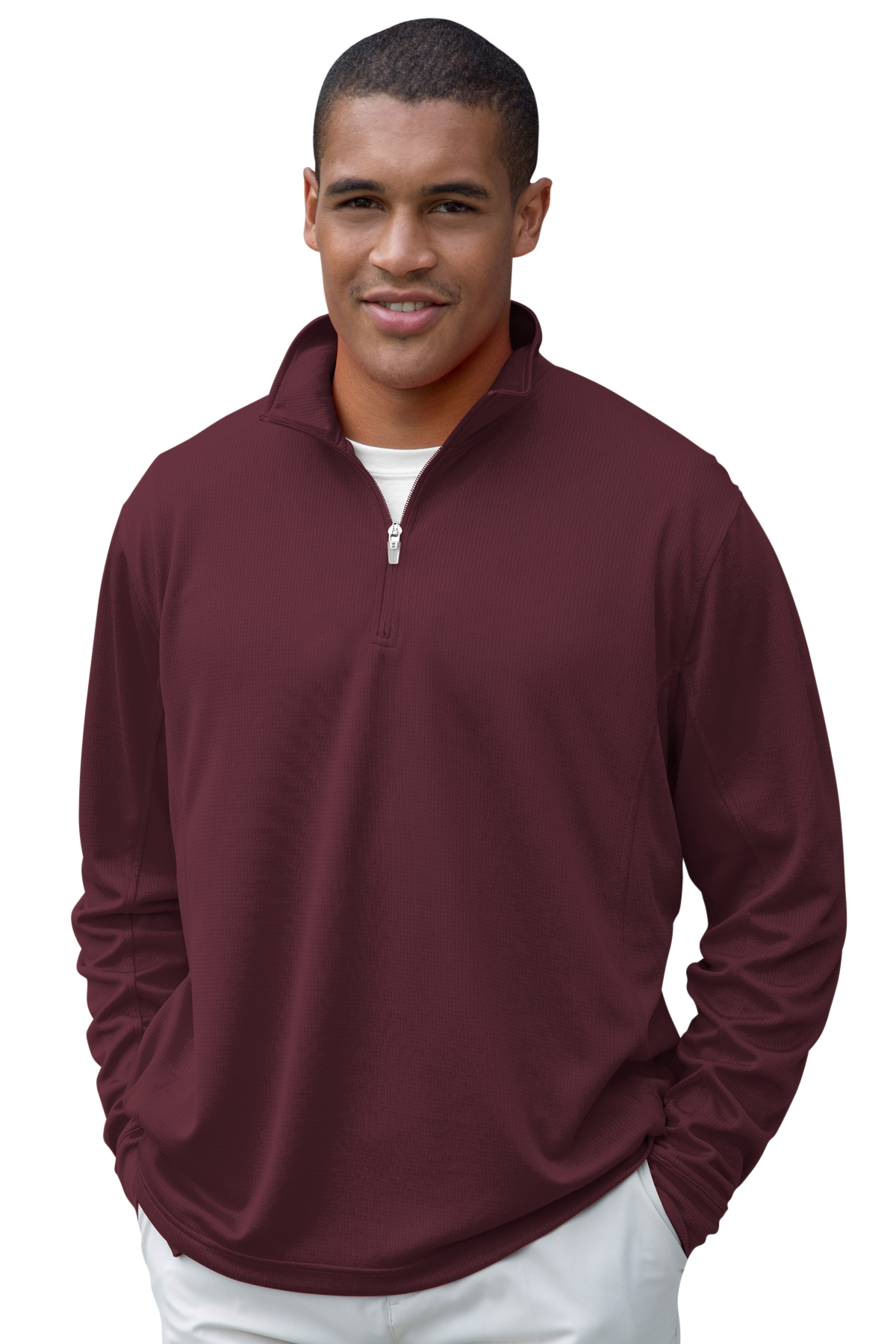 click to view Deep Maroon