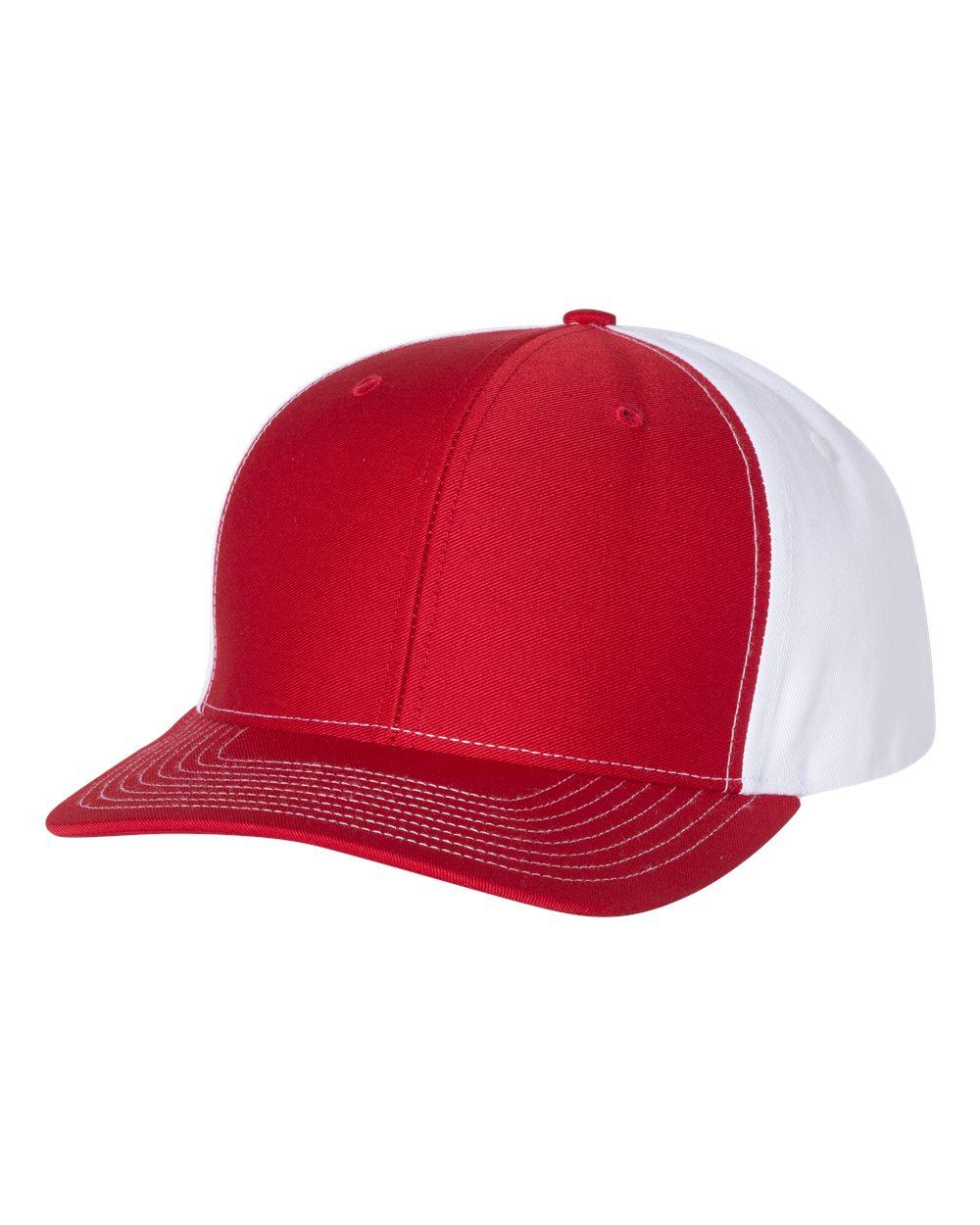 de65007105518 Richardson 312 - Twill Back Trucker Cap  4.50 - Headwear