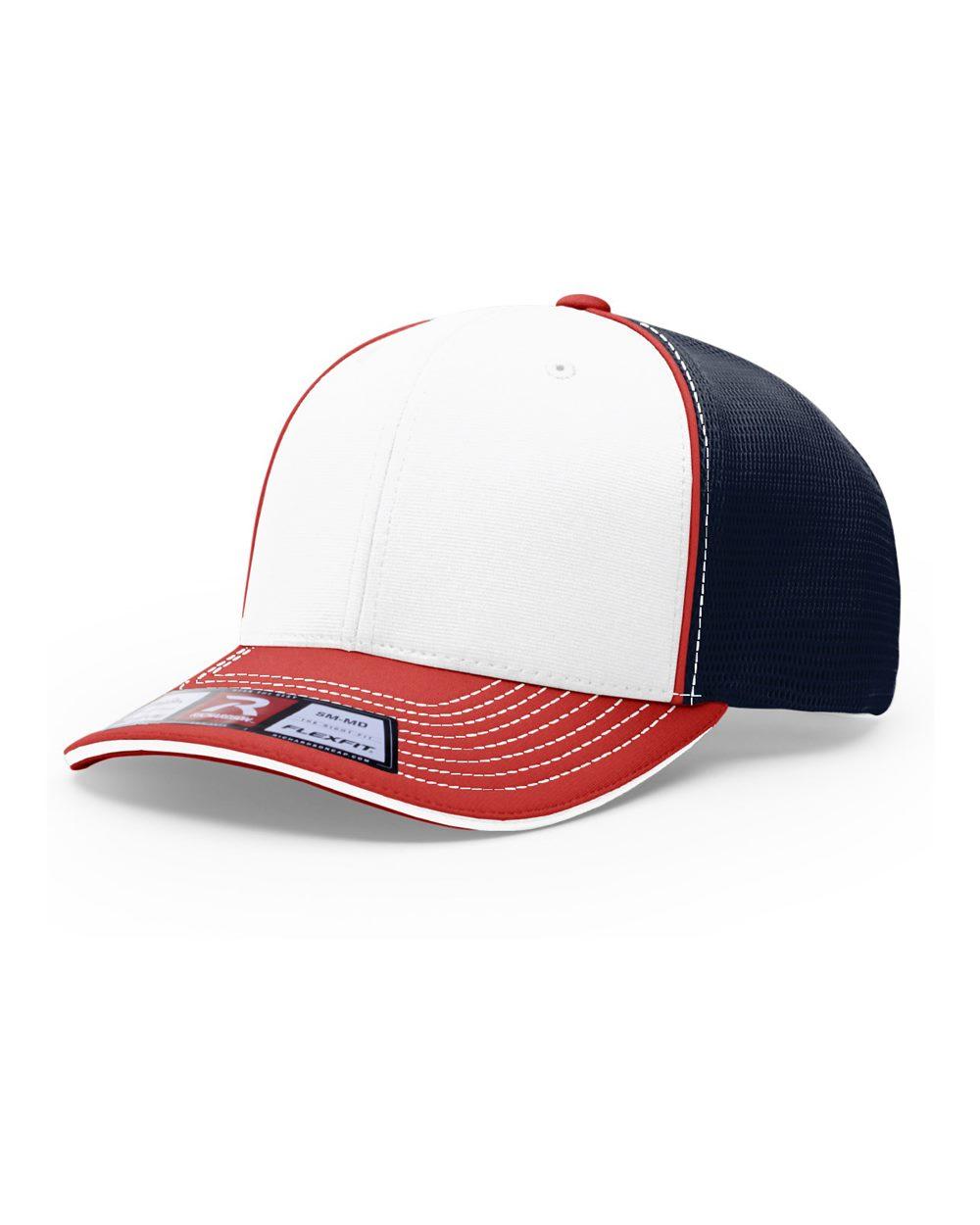 efae47b09d4b5 Richardson 172 - Pulse Sportmesh Cap with R-Flex  8.31 - Headwear