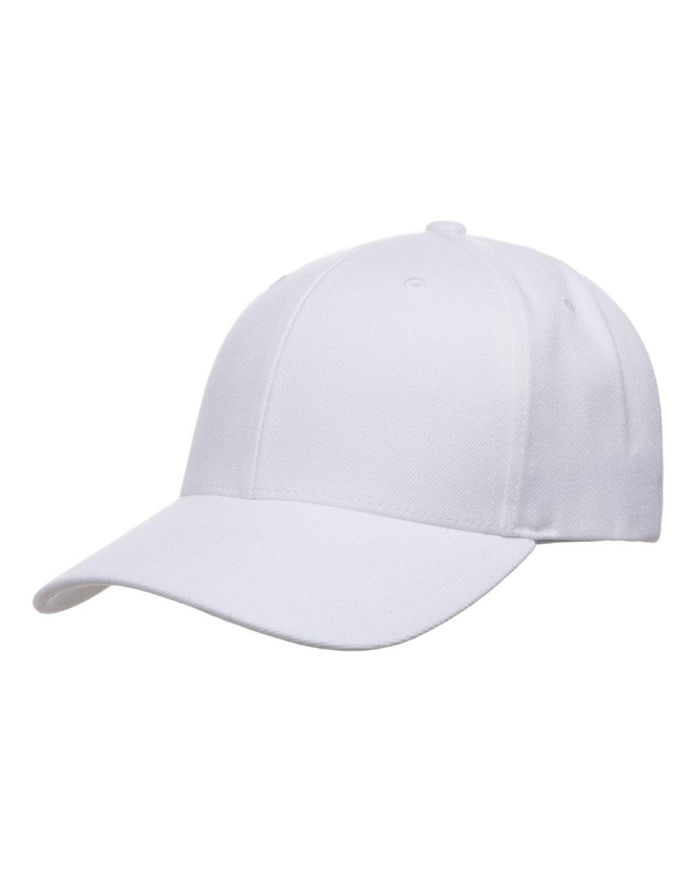Yupoong 6789M - Premium Curved Visor Snapback Cap  5.50 - Headwear b4f7f4b5b84
