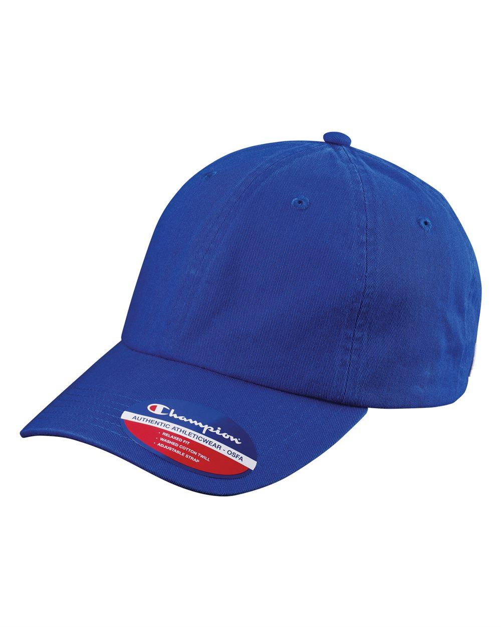 6bf7dd3882dd2 Champion CS4000 - Washed Twill Dad Cap  9.36 - Headwear