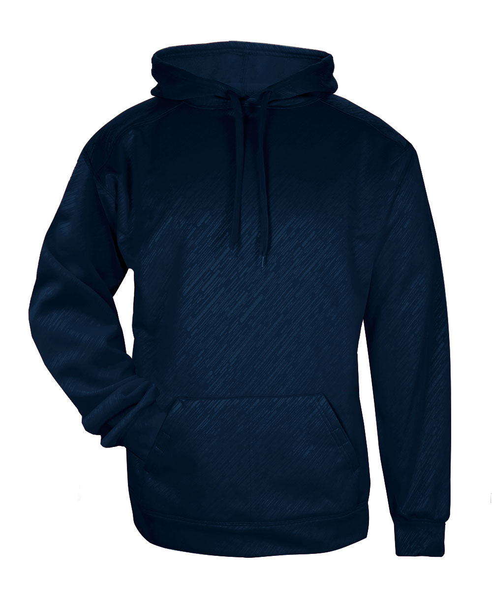 click to view Navy Line Embossed