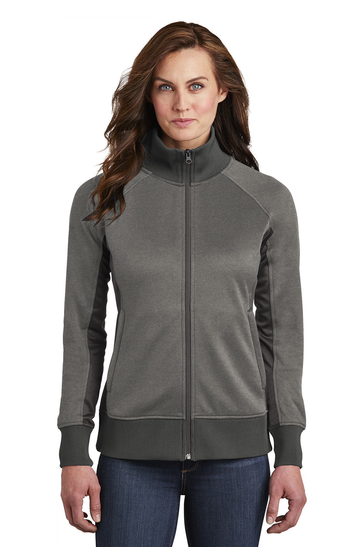 f23b5eda244e The North Face NF0A3SEV - Ladies Tech Full-Zip Fleece Jacket  65.00 ...