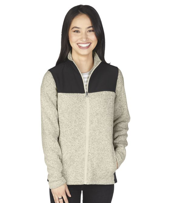 click to view Oatmeal Heather