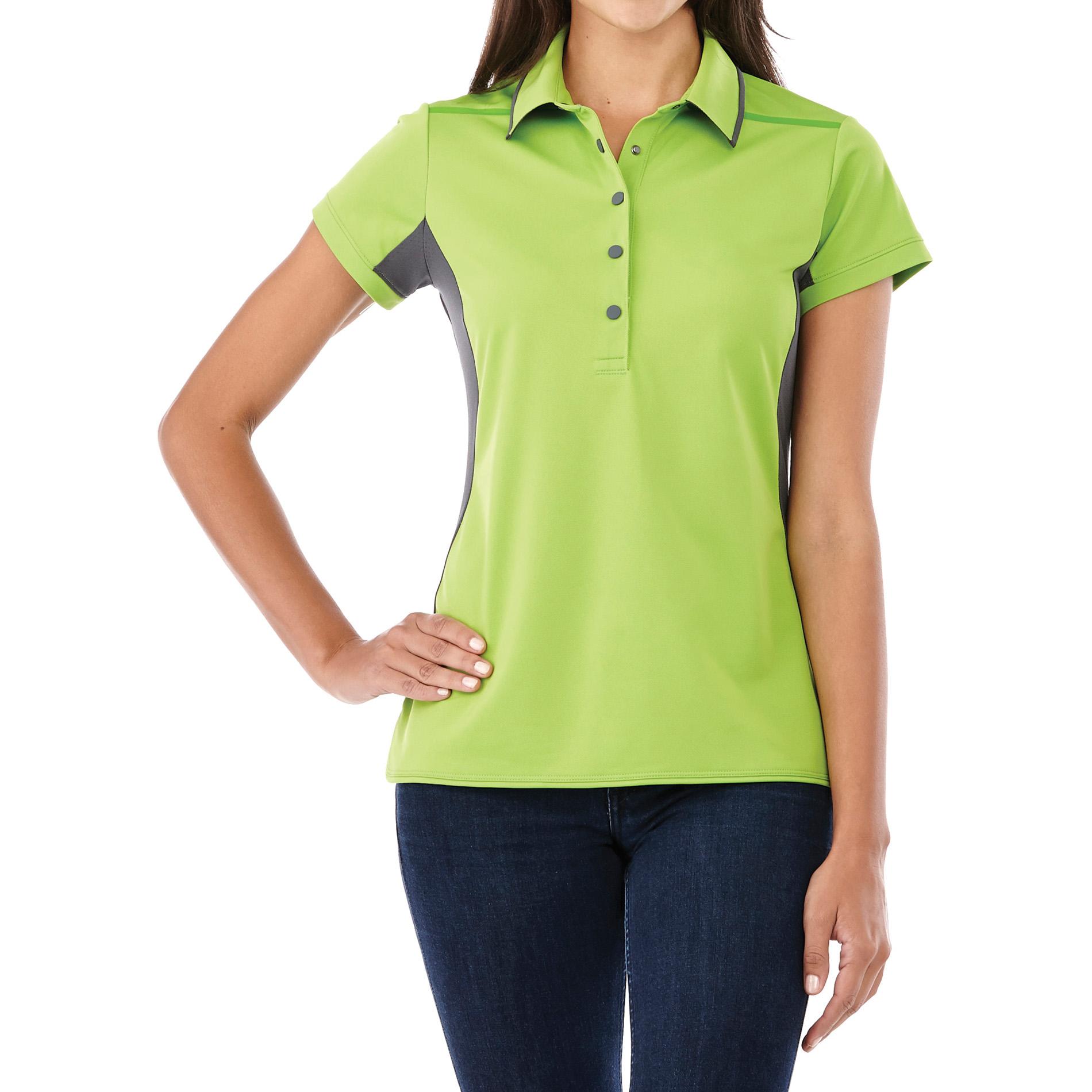 84dba439 Elevate TM96704 - Women's ROYCE Short Sleeve Polo $37.15 - Women's ...