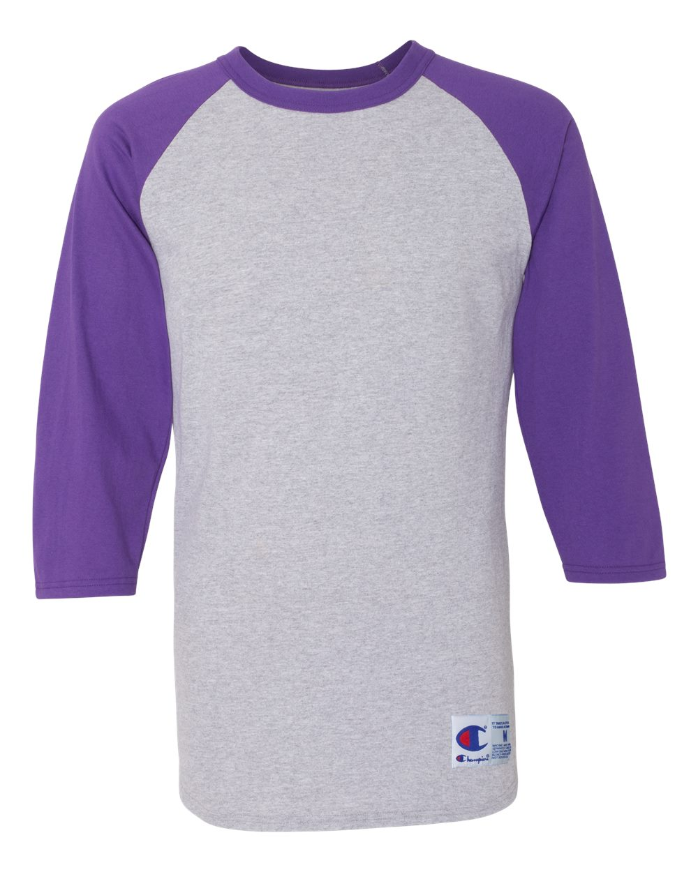 click to view Oxford Grey/ Purple