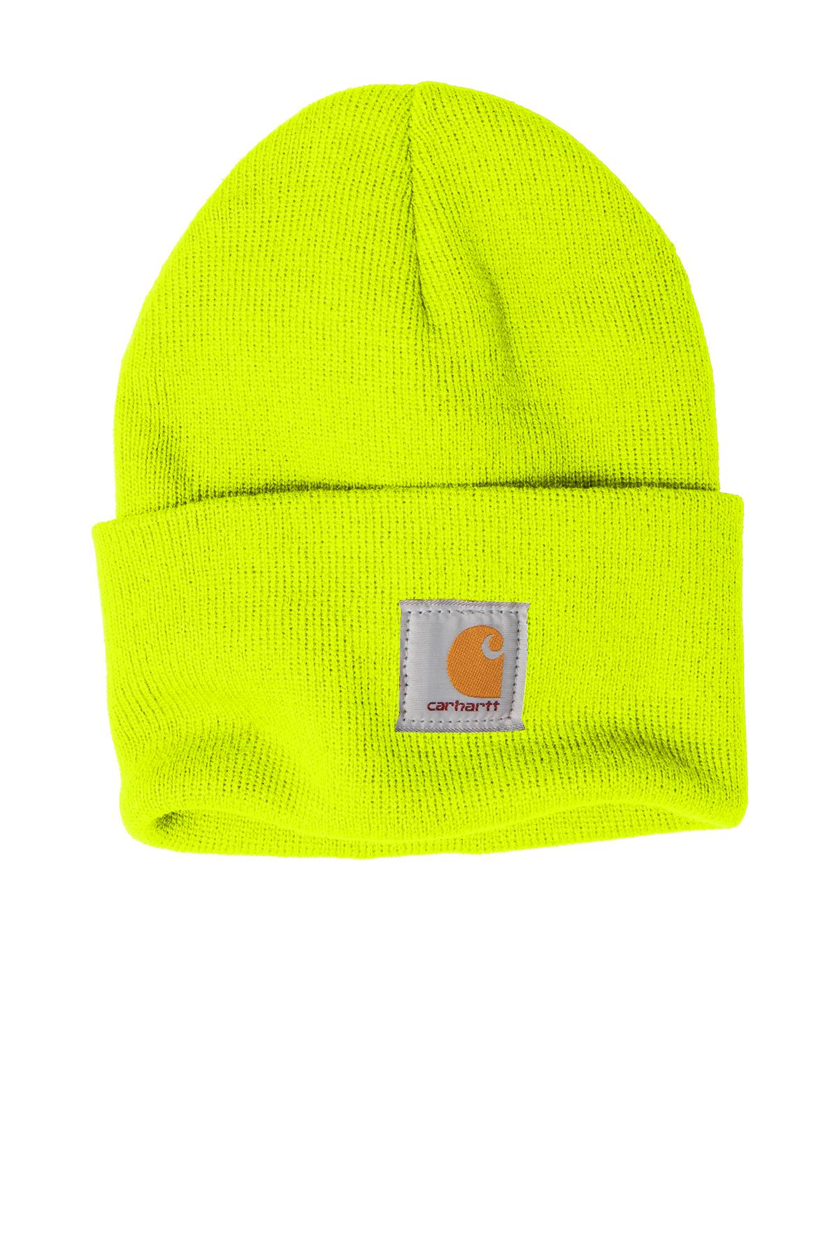 Carhartt® CTA18 - Acrylic Watch Hat  12.99 - Headwear 0008e85b1705
