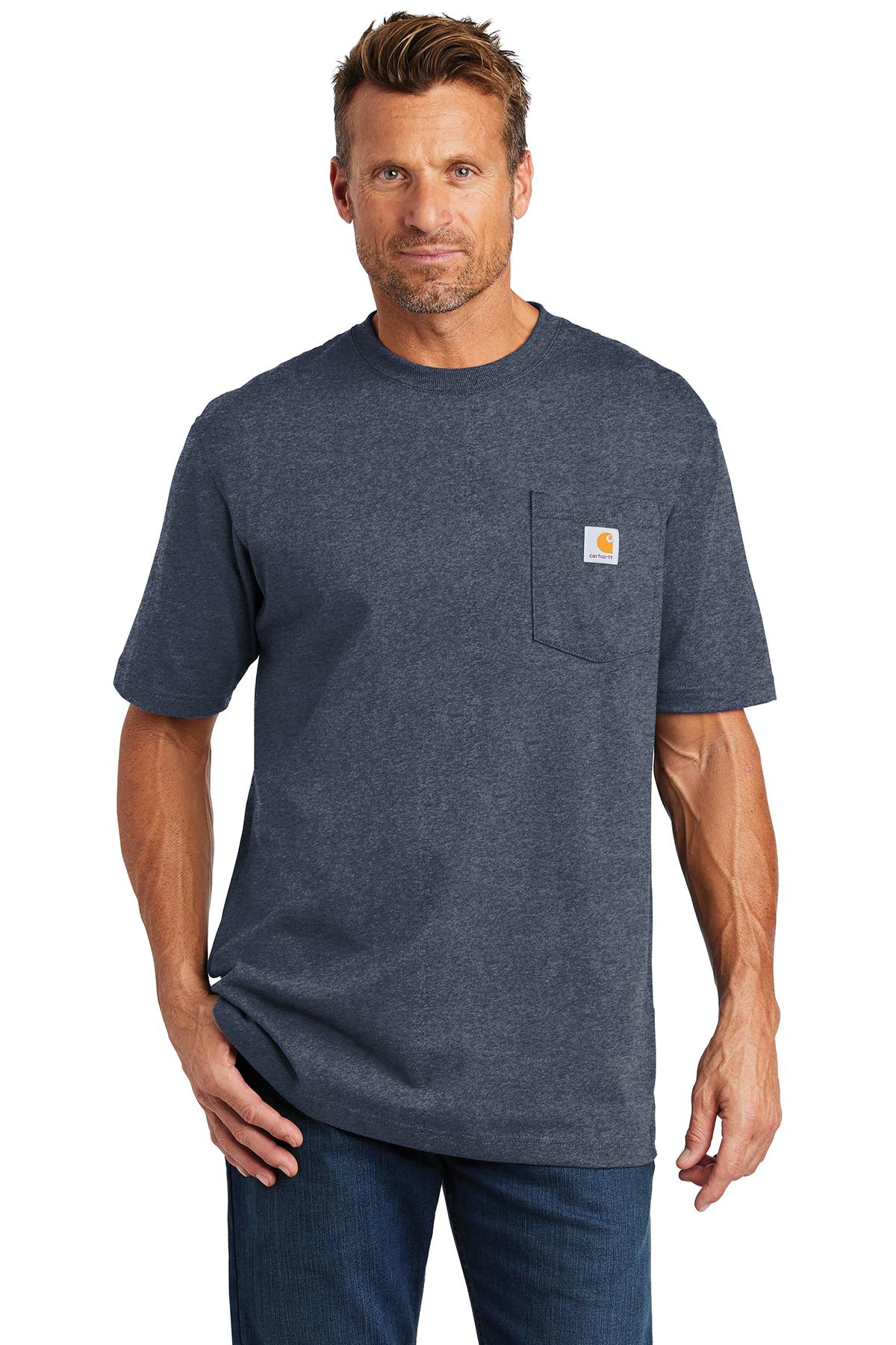 ceddad8e8e Carhartt® CTTK87 - Tall Workwear Pocket Short Sleeve T-Shirt $18.38 ...