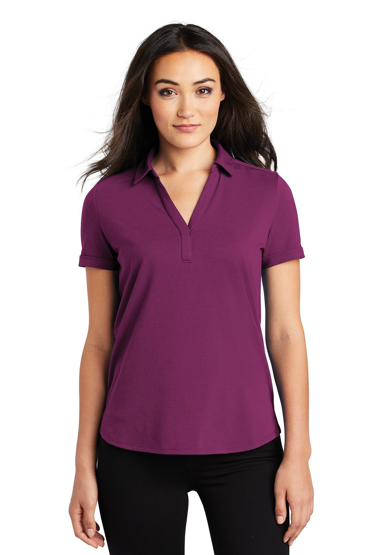 7d0d8d5b OGIO LOG138 - Ladies Limit Polo $24.99 - Women's Sport Shirts