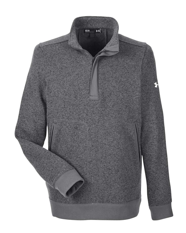 1ae00e837 Under Armour 1259101 - Men's Elevate 1/4 Zip Sweater $63.74 - Men's ...