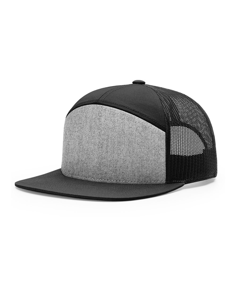 click to view Heather Grey/ Black
