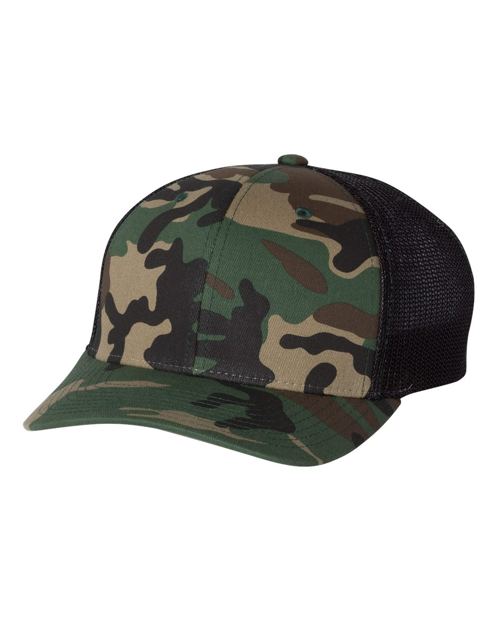 click to view Army Camo/ Black