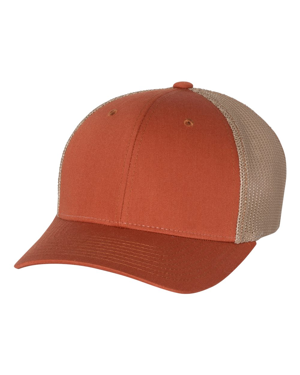 click to view Dark Orange/ Khaki