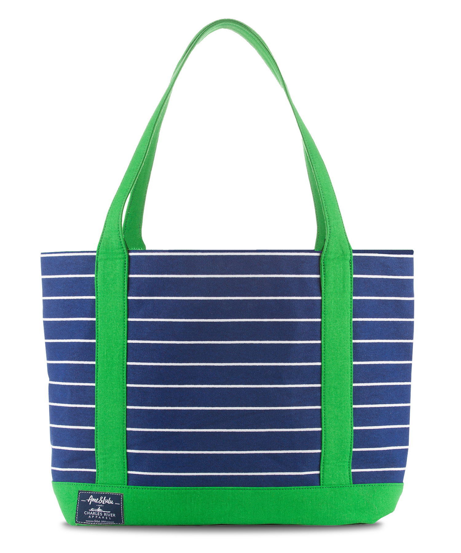 click to view Kelly Green/Stripe 545