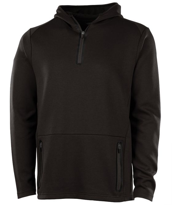 Charles River 9068 - Adult Seaport Quarter Zip Hoodie