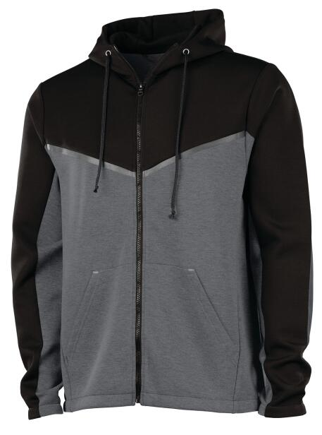Charles River 9091 - Men's Seaport Full Zip Hoodie