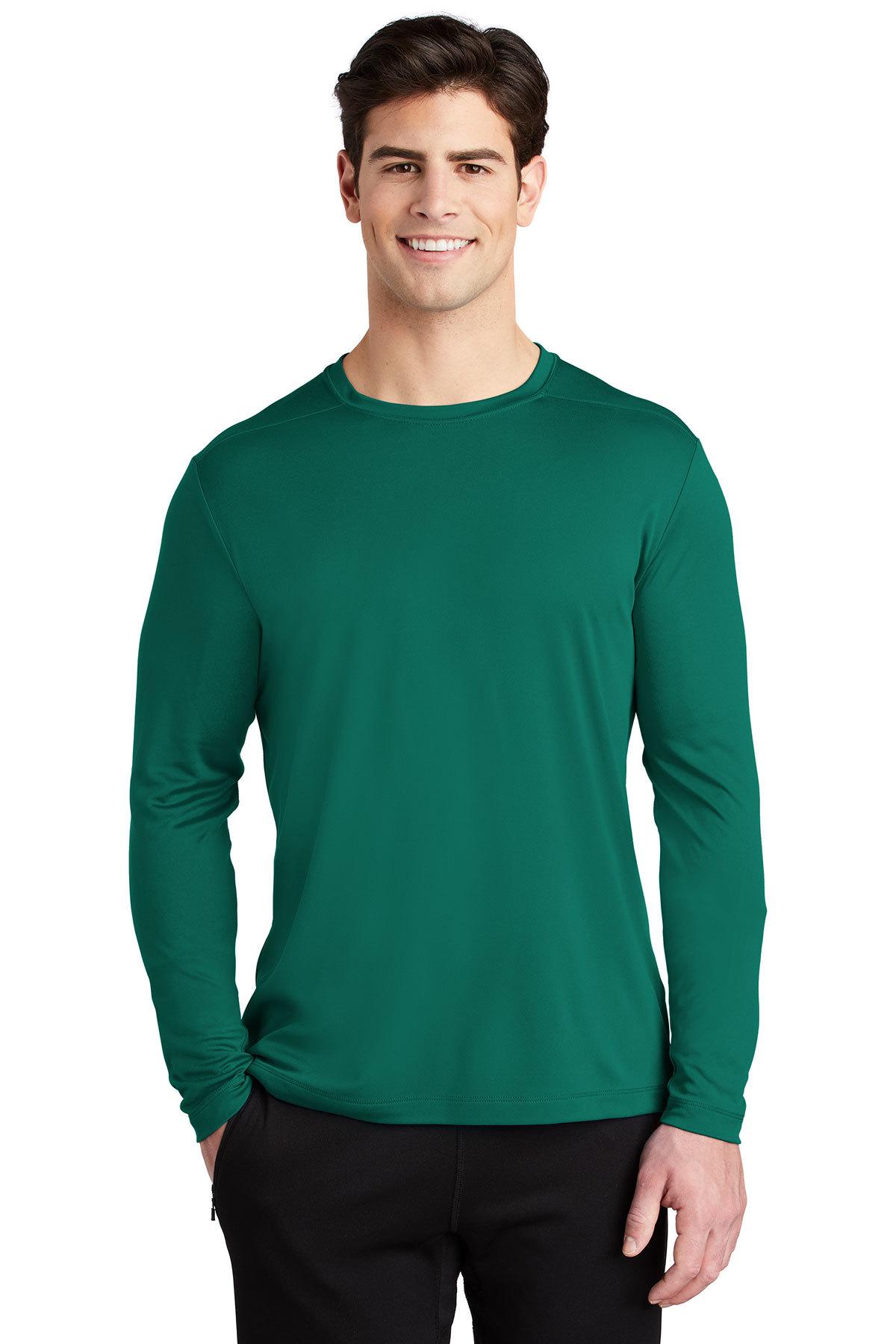 Sport Tek St420ls Posi Uv Pro Long Sleeve Tee 8 08 T Shirts Unfollow sportek to stop getting updates on your ebay feed. sport tek st420ls posi uv pro long sleeve tee 8 08 t shirts