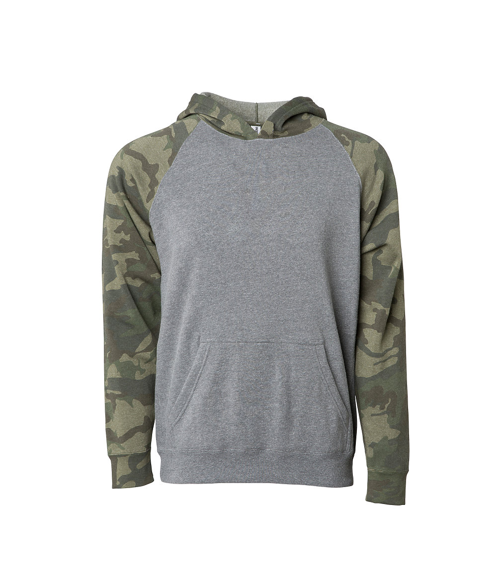 click to view NICKEL BODY/FOREST CAMO SLV