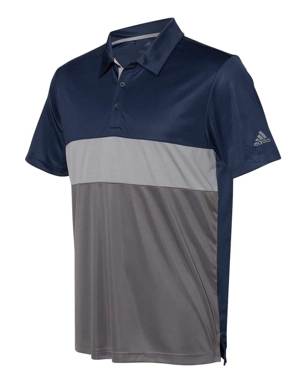 click to view Collegiate Navy/ Grey Three/ Grey Five