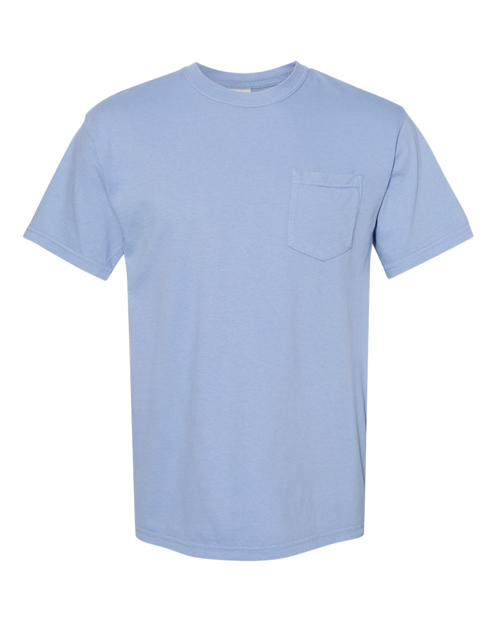 Comfort Colors 6030CC 6.1 oz. Garment-Dyed Pocket T-Shirt