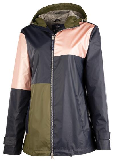 click to view Navy/Rose Gold/Olive