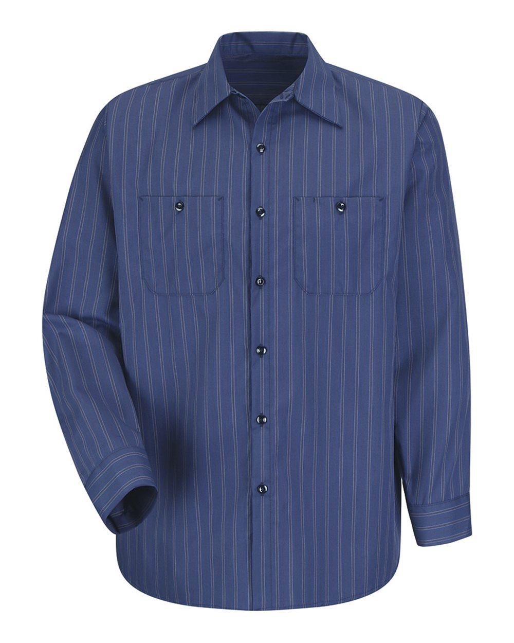 Red Kap SP10 Premium Long Sleeve Work Shirt