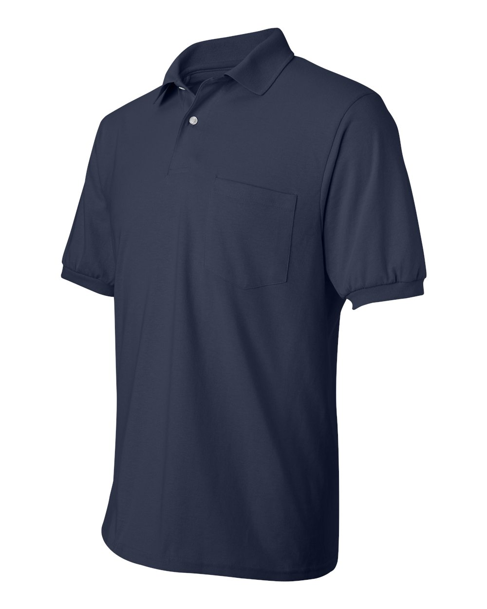 Hanes 0504  50/50Sport Shirt with Pocket