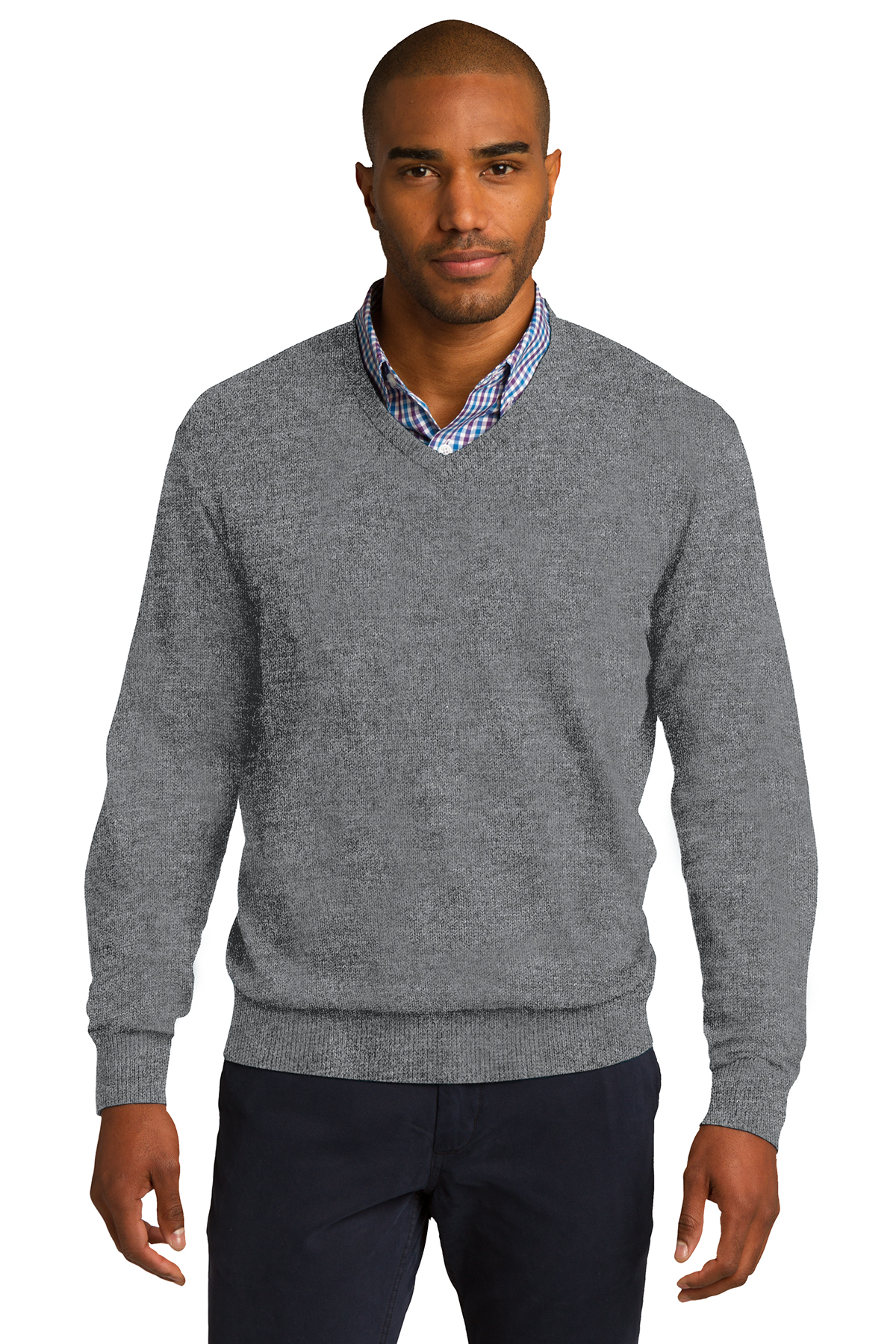click to view Medium Heather Grey