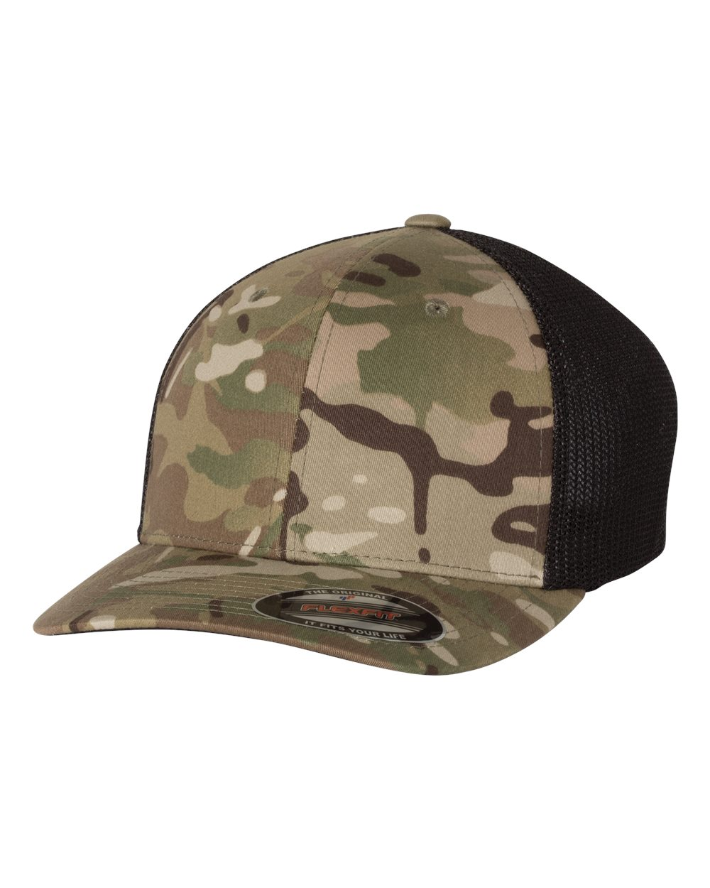 click to view Multicam Green/ Black