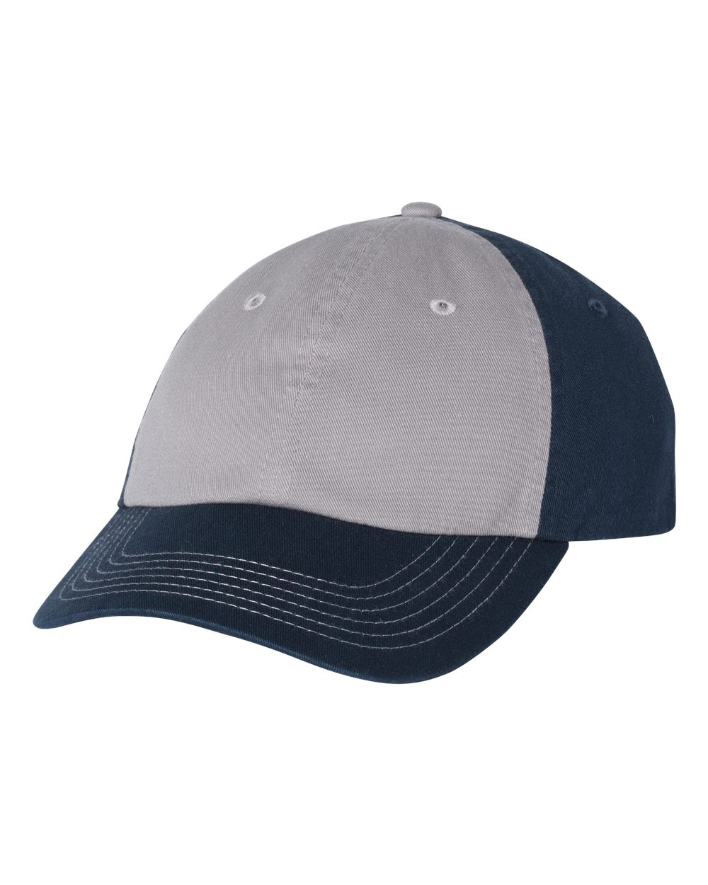 click to view Grey/ Navy