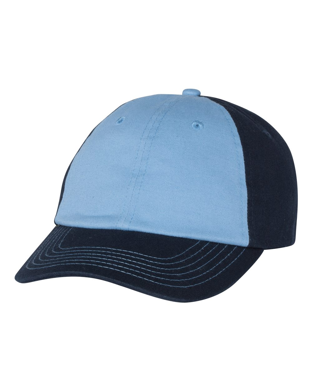 click to view Light Blue/ Navy