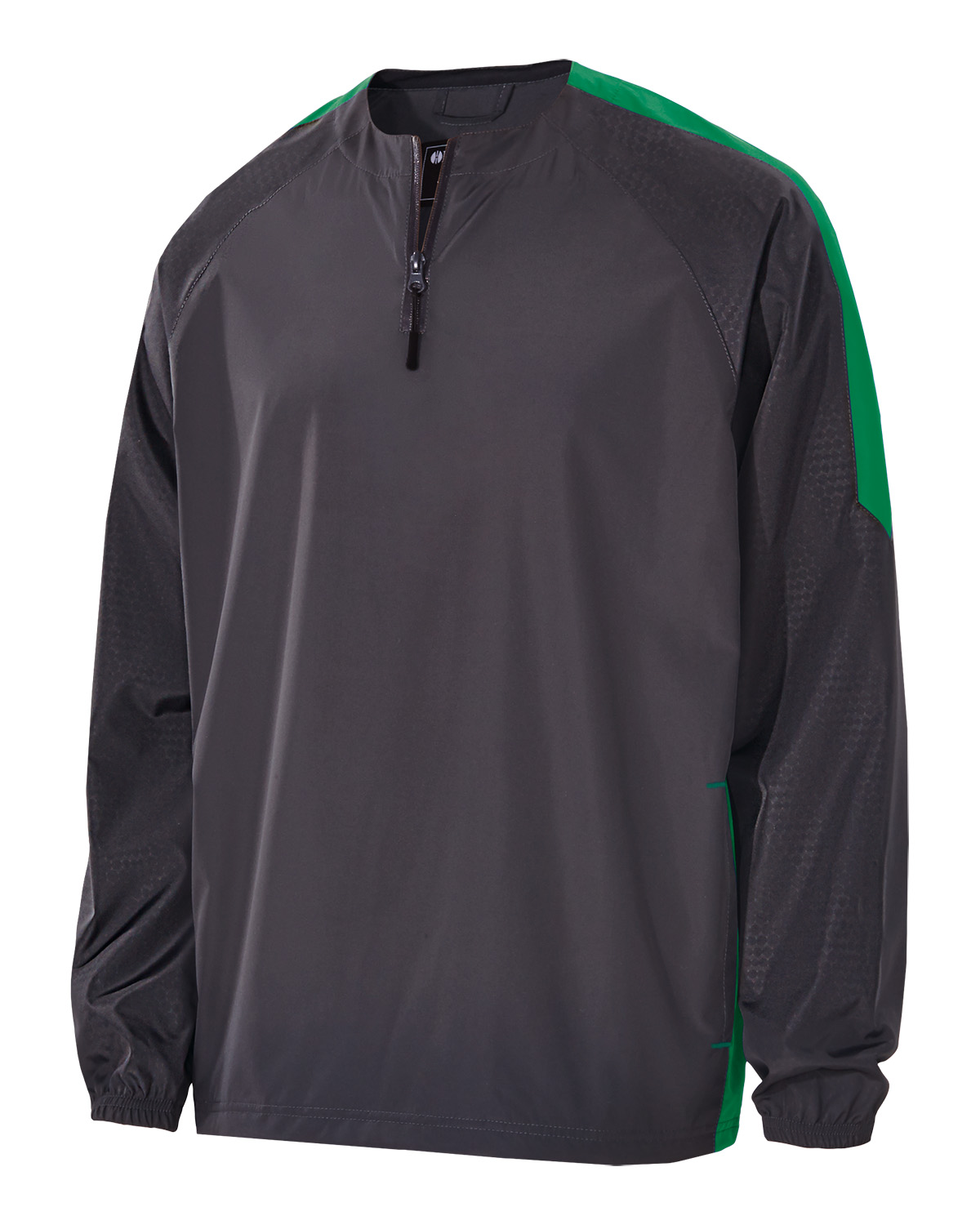 Holloway 229027 - Adult Polyester Bionic 1/4 Zip Pullover