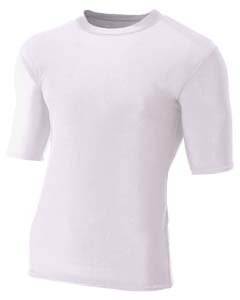 A4 Drop Ship N3283 - Men's 7 vs 7 Compression T-Shirt