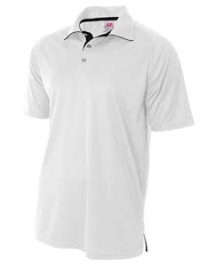 A4 Drop Ship N3293 - Men's Contrast Polo Shirt