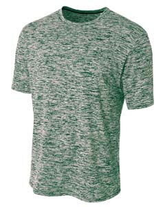 A4 Drop Ship N3296 - Men's Space Dye T-Shirt