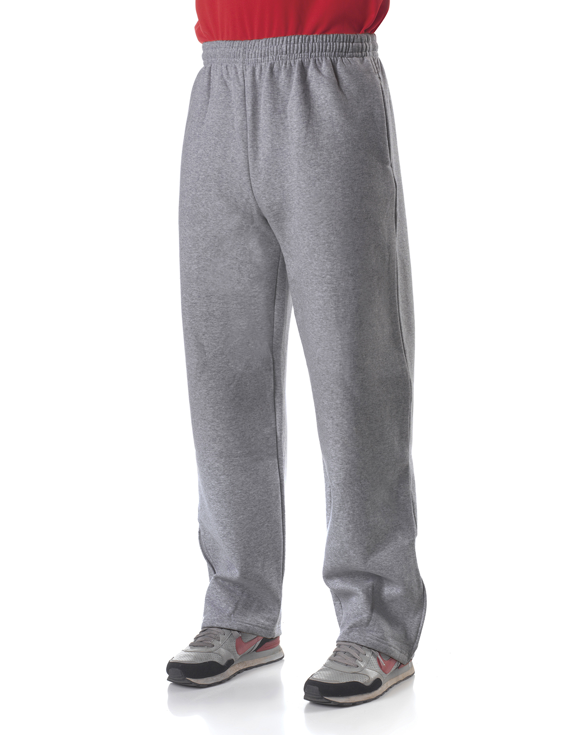 A4 Drop Ship N6189 - Men's Open Bottom Pocketed Fleece ...