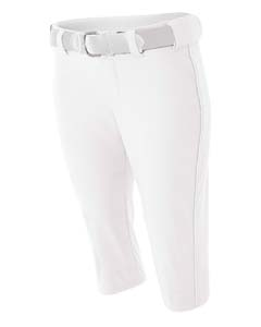 A4 Drop Ship NW6188 - Ladies' Softball Pants w/ Piping