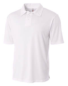A4 NB3261 - Youth Circular-Knit Performance Polo