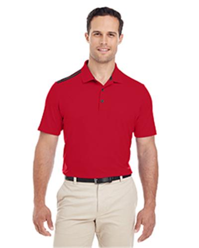 adidas A233 - Men's 3-Stripes Shoulder Polo