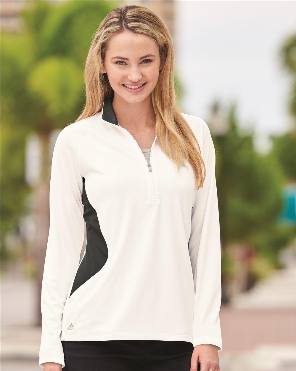 Adidas A281 - Women's Lightweight UPF pullover