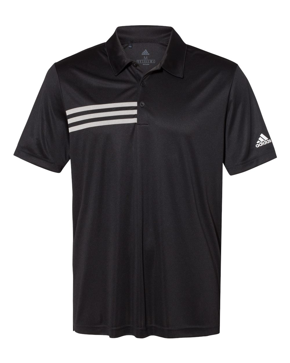 Adidas A324 - 3-Stripes Chest Sport Shirt