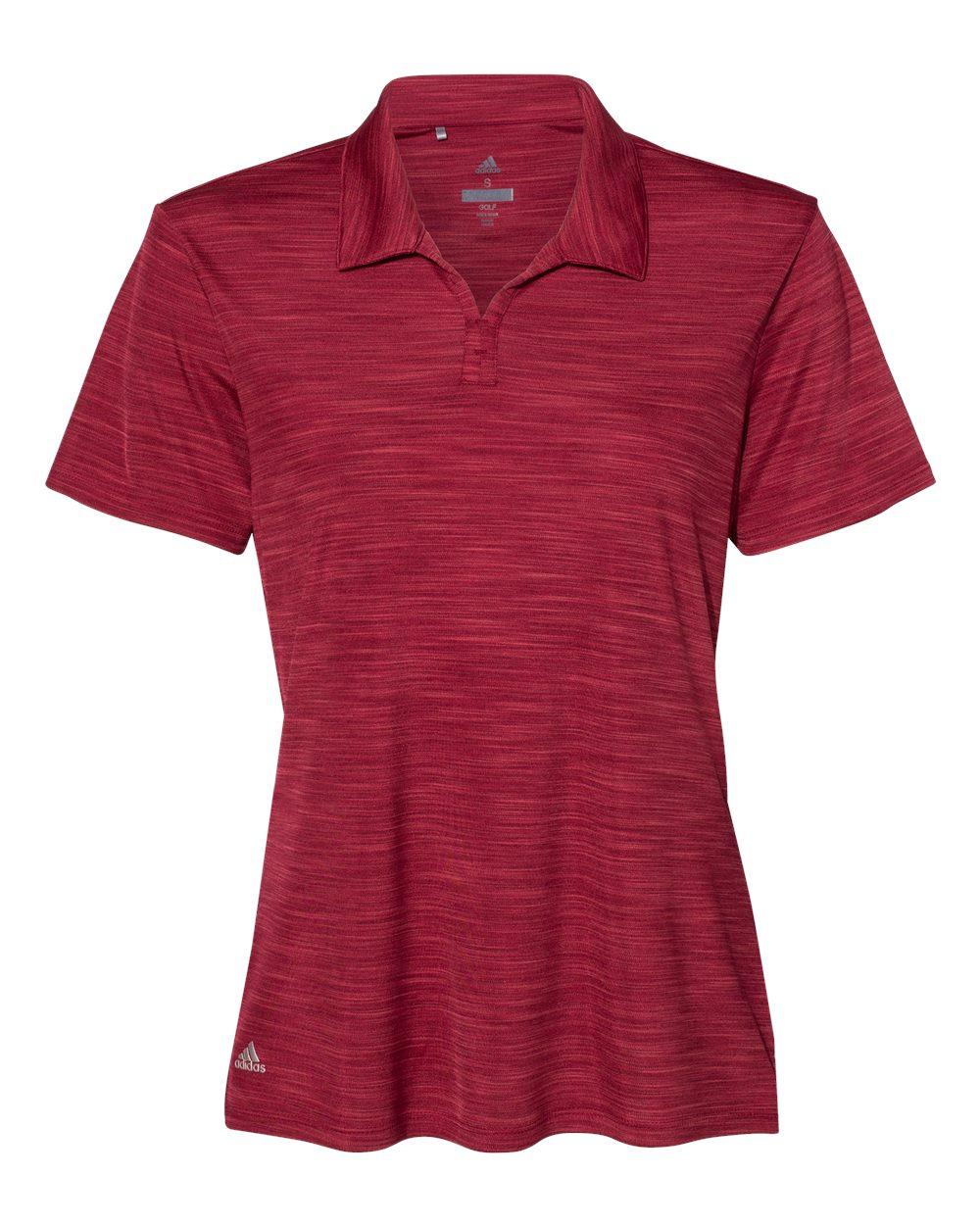 Adidas A403 - Women's Melange Sport Shirt