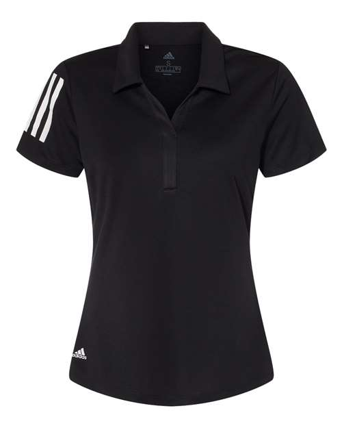 Adidas A481 - Women's Floating 3-Stripes Sport Shirt