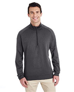 Adidas A270 - Quarter Zip Club Pullover