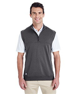 Adidas A271 - Quarter Zip Club Vest