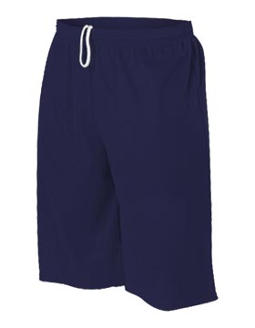 Alleson Athletic 569PL - Men's eXtreme Mesh Short with Tricot Liner