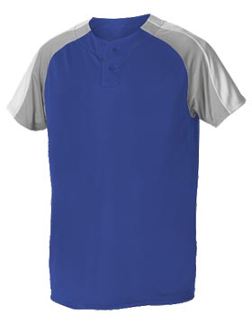 Alleson Athletic 5063CH - Men's eXtreme Microfiber Baseball Jersey